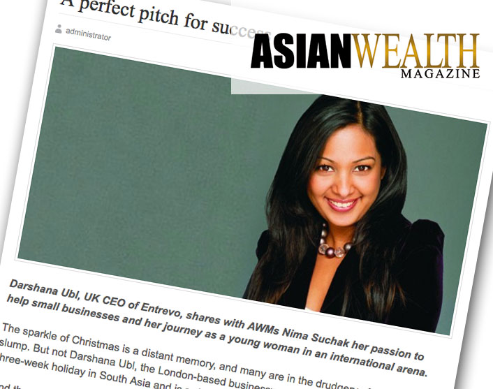 Asian Wealth - Pitching for Success