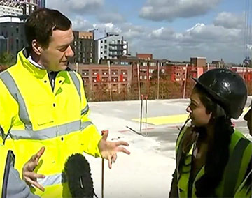 ITV - General Election with George Osborne & Darshana Ubl